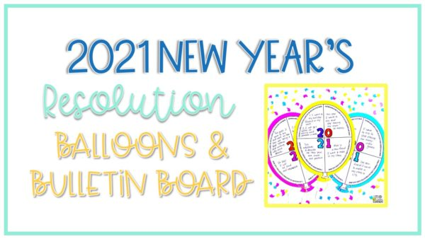 New Year's Resolutions Writing