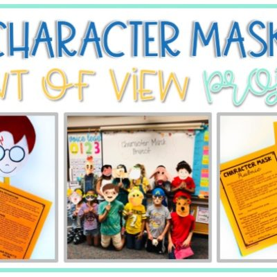 Character Mask Project