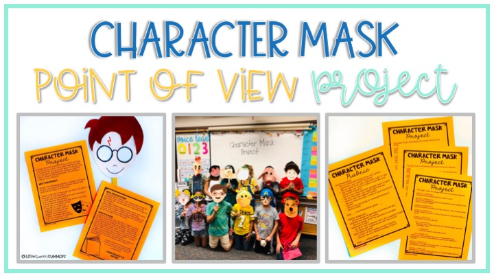 Character Mask Point of View Project