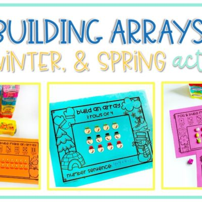 Activities for Teaching Early Multiplication Skills: Making Arrays and Repeated Addition