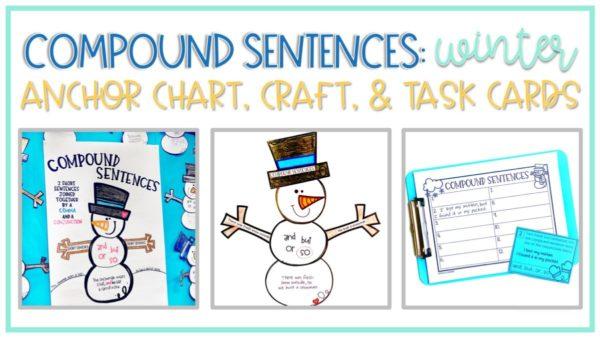 compound sentences winter