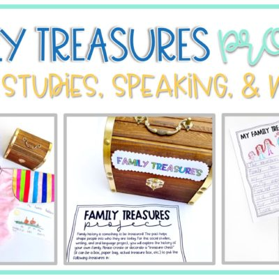 Family History Project for Distance Learning