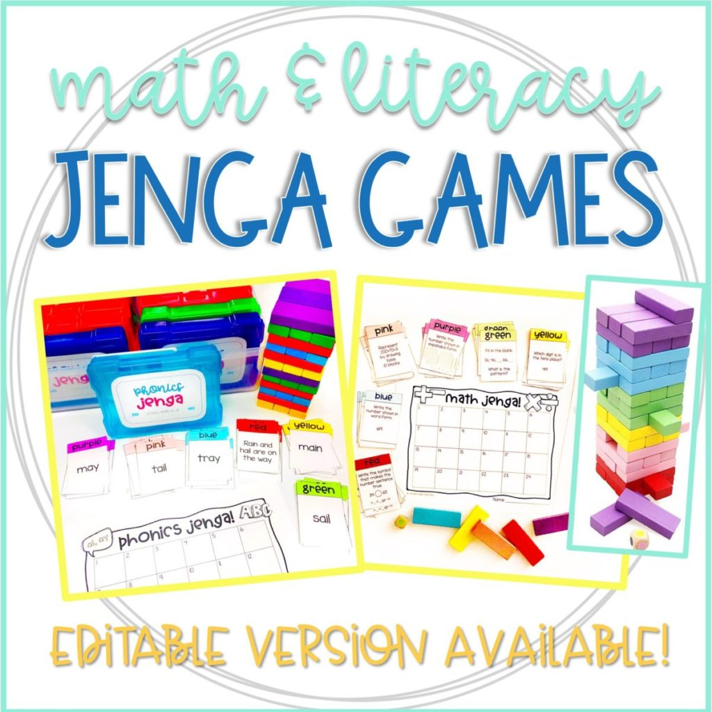 Jenga Games
