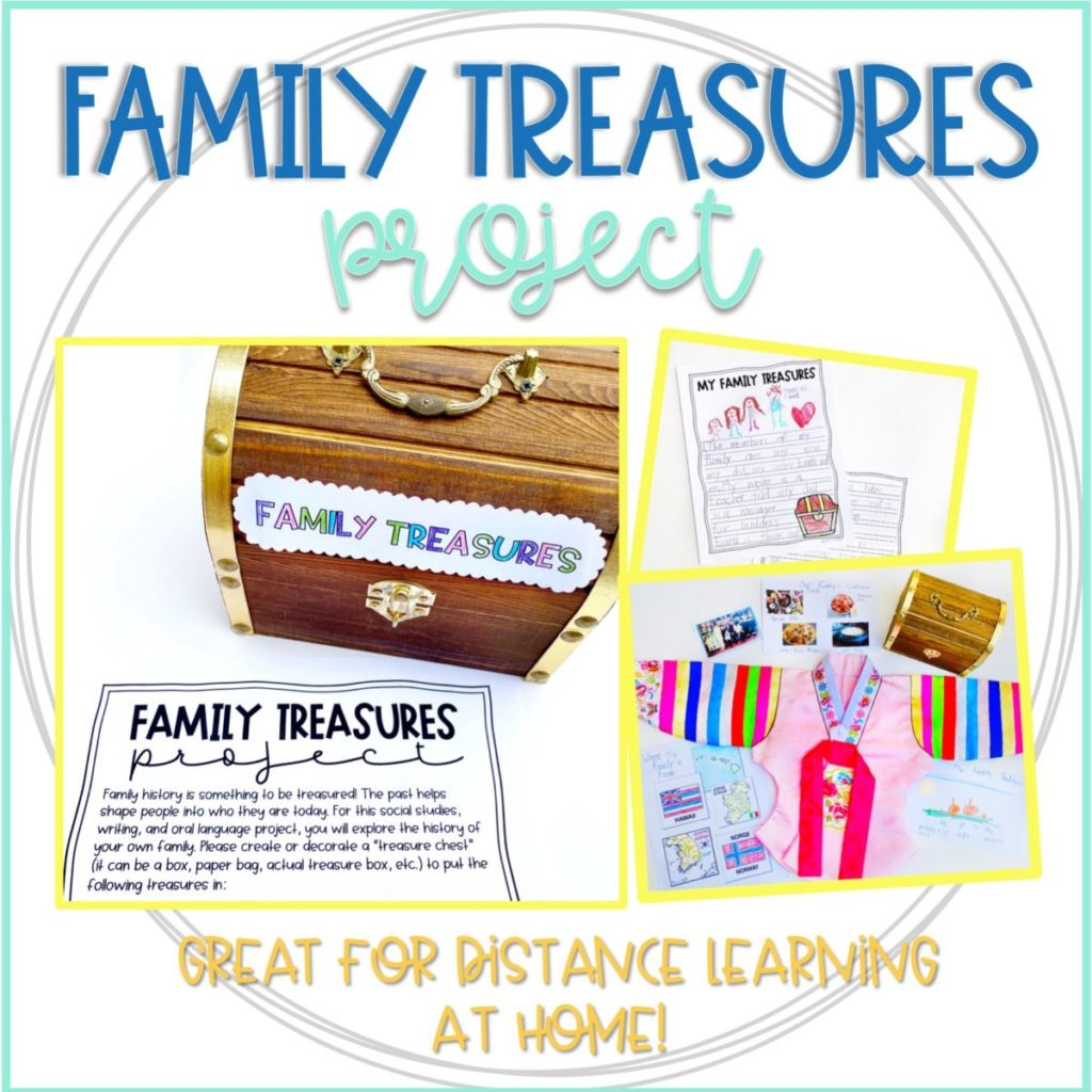 family treasures project
