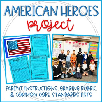 American Heroes Writing Project