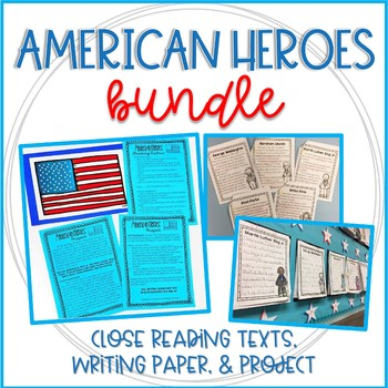 american heroes close reading