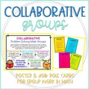 Collaborative Math Groups