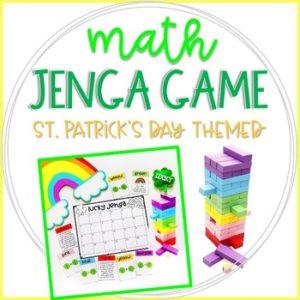 Math Jenga
