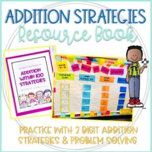 Addition Strategies Resource Books