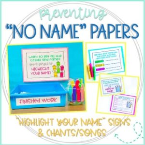 No Name Papers