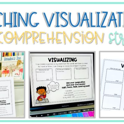 Teaching the Most Powerful Reading Comprehension Strategy: Visualization